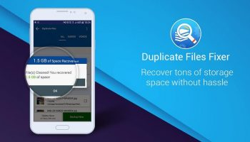 Duplicate Files Fixer as a Good Android Cleanup App