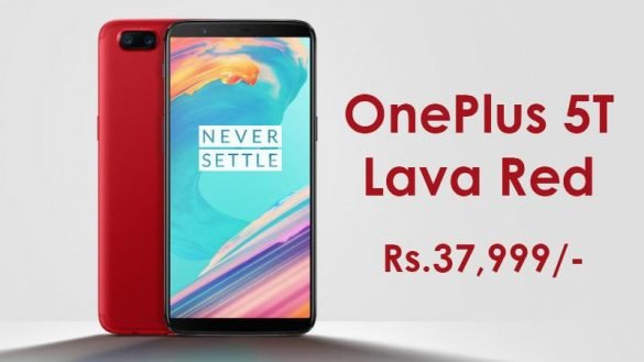 oneplus-5T-lava-red