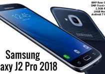 Samsung Galaxy J2 Pro 2018 Edition With 16GB Memory and 1.5GB RAM Launched