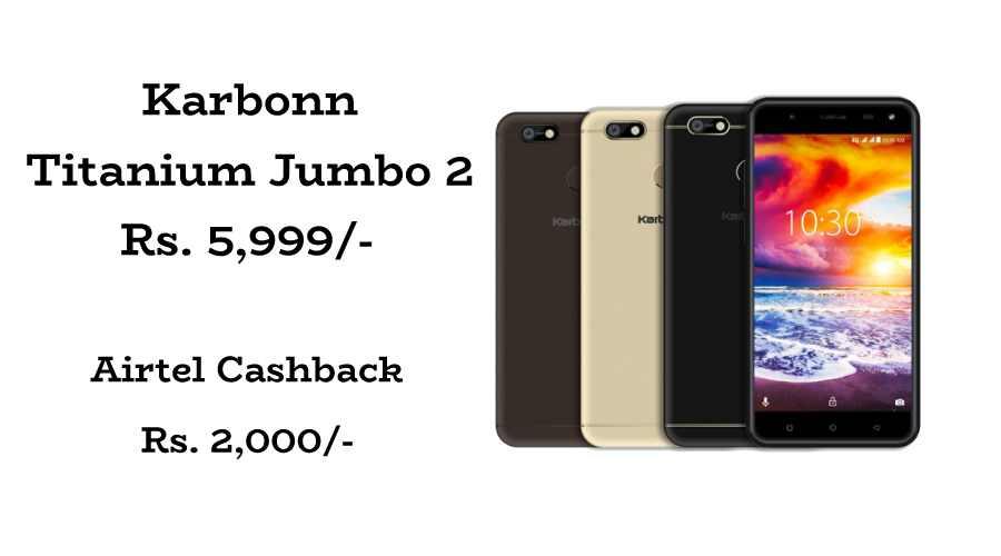 Karbonn Titanium Jumbo 2