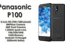 Panasonic P100 With 5-inch HD Display and 8MP Camera at Price From Rs. 5,299