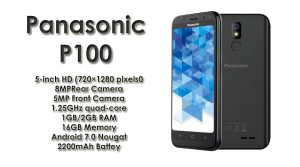 Panasonic-P100