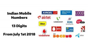 india-telecom-13-digit-mobile-numbers