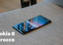 Nokia 8 Sirocco Flagship Smartphone With Dual Rear Cameras and 6GB RAM Launched at MWC 2018