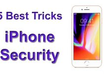 Top 5 Best Tricks to Improve Your iPhone Security