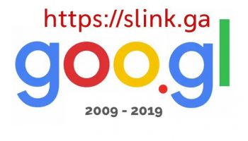 SLink – Best Alternative For Goo.gl Short URL
