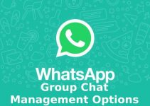 WhatsApp now Added more Privileges to group Admins