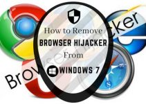 How to Remove Browser Hijacker from Window 7