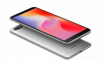 Xiaomi Redmi 6A With 13MP Camera And Face Unlock Launched