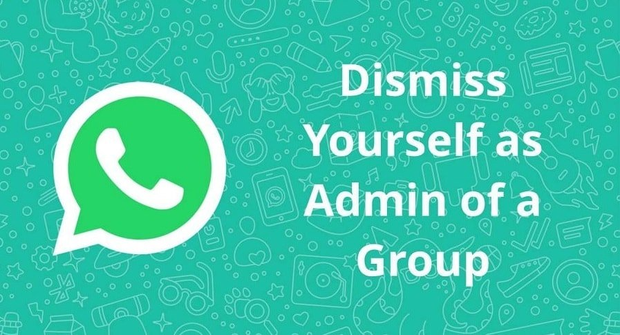 dismiss-yourself-as-admin-of-group