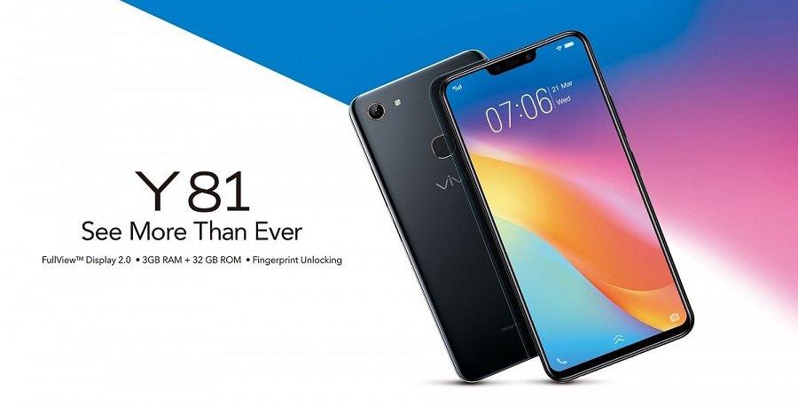 Vivo-Y81
