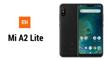 Xiaomi Mi A2 Lite With 5.84-inch Full HD Notched Display Launched Globally