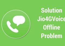 Jio 4G Voice Call App – Offline & Not Connecting Issue