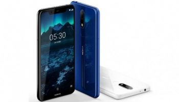 Nokia 5.1 Plus With 5.86-inch Full-HD+ Display Launched in India