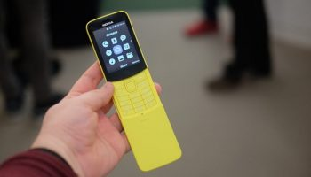 'Banana' Phone – The KaiOS Nokia 8110 4G With 4G VoLTE Launched in India