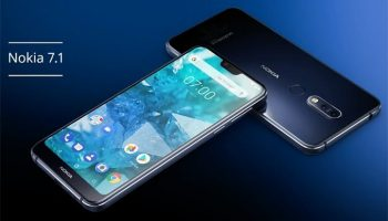 Nokia 7.1 With 5.84-inch Pure Display and Dual Camera Launched