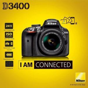 Nikon-D3400-basic-steps