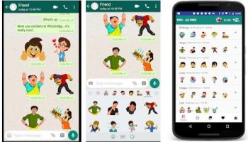 StickoText – WhatsApp Sticker application Pack, Download & Check how to add Sticker Pack for Free