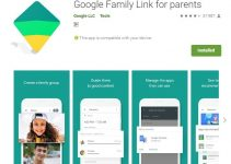 Google Family Link – Monitor and Track Smartphone Usage of Children & Teenagers