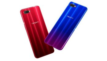 Oppo R17 Neo With 6.4-inch full-HD+ AMOLED Display Contains In-Display Fingerprint Sensor Launched