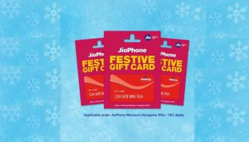 Reliance Jio New Year Offer 2019 with Festive Gift Card