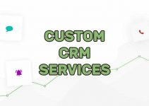 Get Best Custom CRM Services To Effectively Manage Your Business