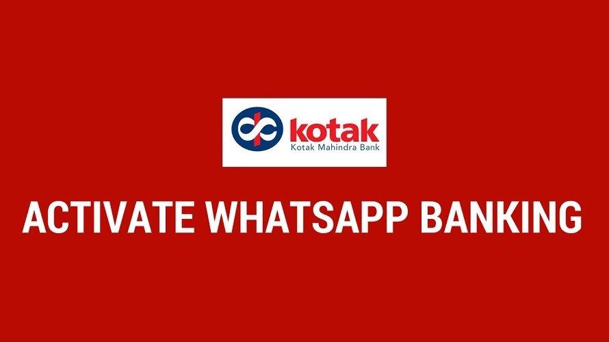 kotak-whatsapp-banking