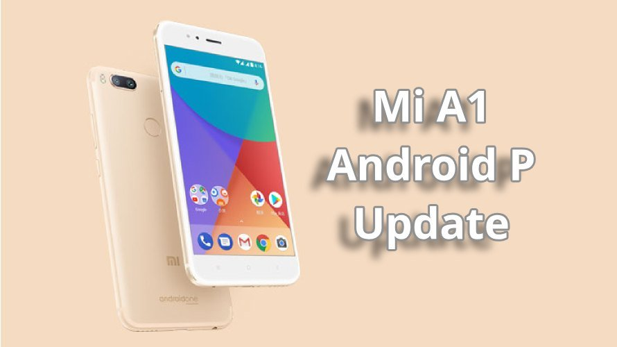 mi-a1-android-p-update