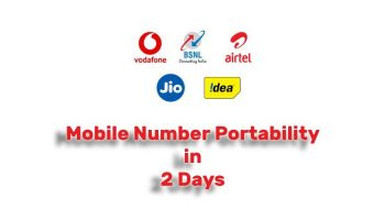 Mobile Number Portability Procedure Made Simple – Steps to Port your Number in 2 Days