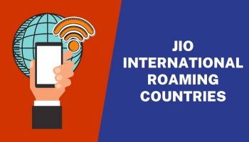 Jio International Roaming Countries List