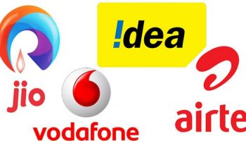 Comparison Of Monthly Unlimited Pack for Airtel, Jio, Vodafone and Idea