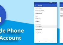 How to Configure SIP Account in Google Phone Dialer App ?