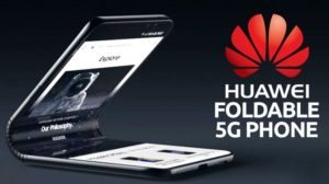 5G Foldable Phone from Huawei
