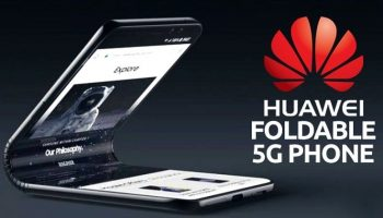 Huawei Foldable 5G Smartphone Poster Leaked Before Announcement