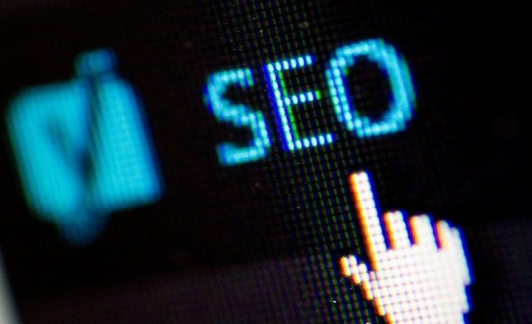 google seo page ranking
