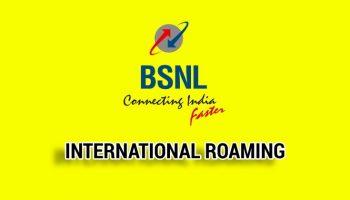 Things to Know Before Using BSNL Prepaid SIM For International Roaming