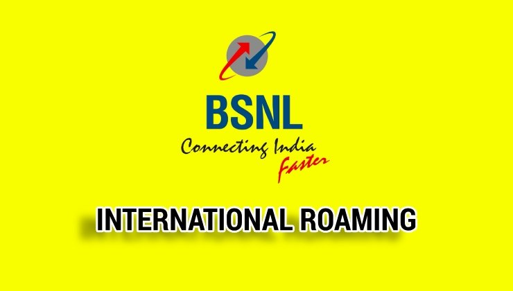 BSNL International Roaming