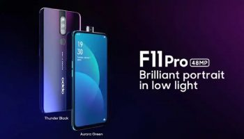 Oppo F11 Pro With 48-Megapixel Camera Launched