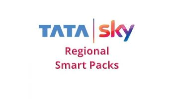 Tata Sky Smart Regional Packs Launched Starting From Rs. 206
