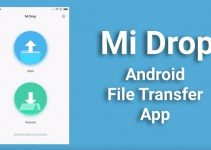 Xiaomi Mi Drop Android App For File Transfer Between Windows PC