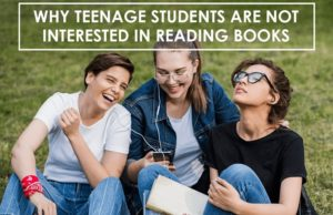 teenage reading books