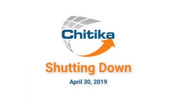 Chitika Is Shutting Down on April 30th 2019