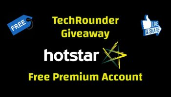 Giveaway – Free Hotstar Premium Account For One Year
