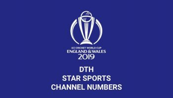 Tata Sky Star Sports Channel Numbers With Tamil And Telugu