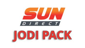 Sun Direct Introduced Jodi Packs in English And Regional Languages