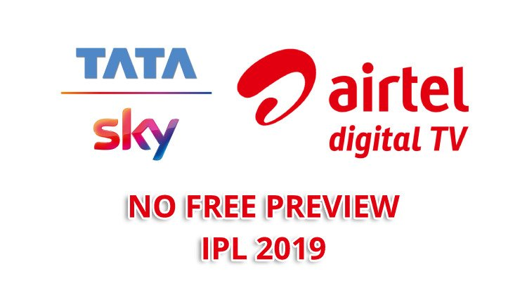 withdraw free preview of cricket channels
