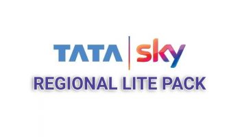 Tata Sky Lite Pack in Hindi, Tamil, Telugu Regional Languages in SD and HD