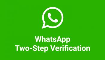 What is Two Step Verification in WhatsApp and What is the Use ?