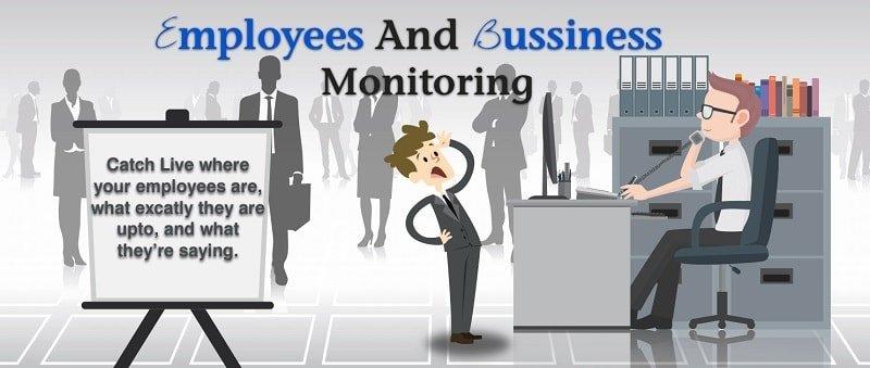 Monitor-Employee-Screen