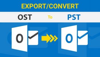 Export OST to PST easily and quickly with OST 2 PST Converter Professional Tool